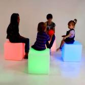 Cub Senzorial Luminos - TickiT