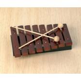 Jucarie muzicala - Xilofon 8 sunete lemn - TickiT