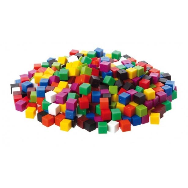 Jucarii sortare - Cuburi de 1cm