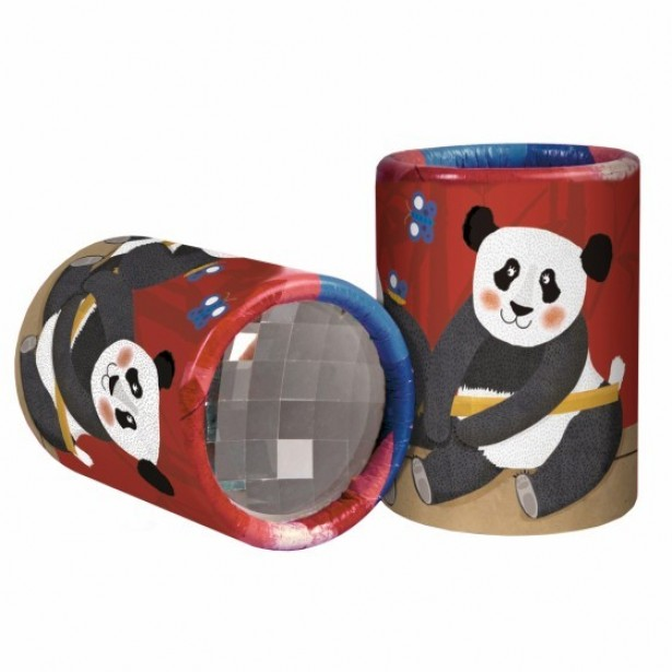 Mini-caleidoscop Londji - Panda