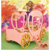 Pat in forma de masina Princess Carriage