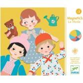 Figurine magnetice Djeco - Moda
