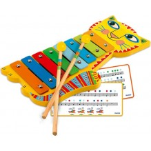 Instrument muzical Metalofon, Djeco
