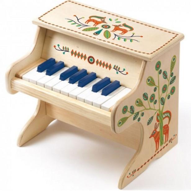 Pian electronic - jucarie muzicala Animambo de la Djeco