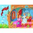 Puzzle Djeco - Printesa si broasca