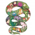 Puzzle Djeco - Boa 350 piese