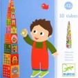 Turn de construit Djeco - Masini