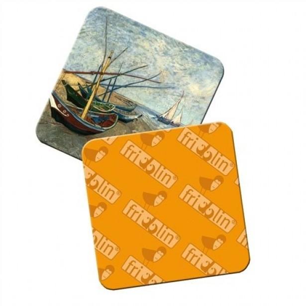 Joc de memorie Fridolin - Van Gogh
