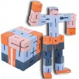 Joc logic puzzle 3D Boy Fridolin - albastru - dificultate 4