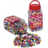 2300 Margele de calcat HAMA MAXI Mix70