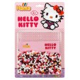 Margele de calcat HAMA MIDI Hello Kitty 1100 infoliat