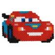 Margele de calcat HAMA MIDI CARS Disney 1100 infoliat