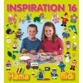 Carte cu modele colorate MIDI - INSPIRATII 16