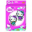 Margele de calcat HAMA MIDI Hello Kitty 2000 in cutie