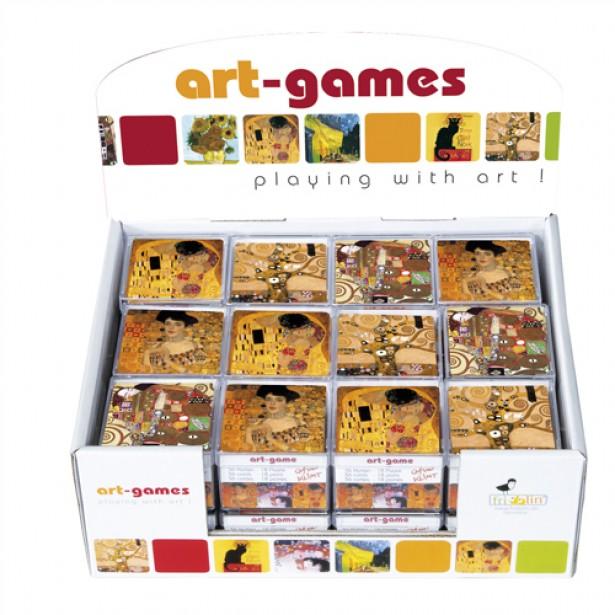 Joc de memorie - Klimt