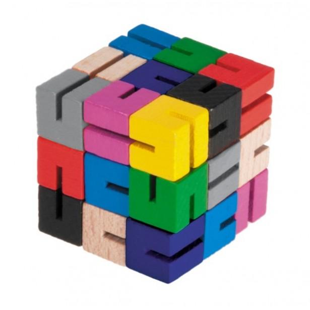 Joc logic Sudoku Cube Fridolin