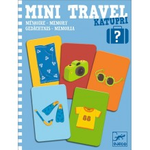 Mini travel Djeco joc de memorie