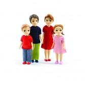 Familie Djeco - Thomas si Marion
