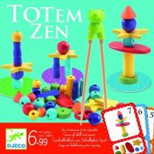 Joc de îndemânare Totem zen Djeco