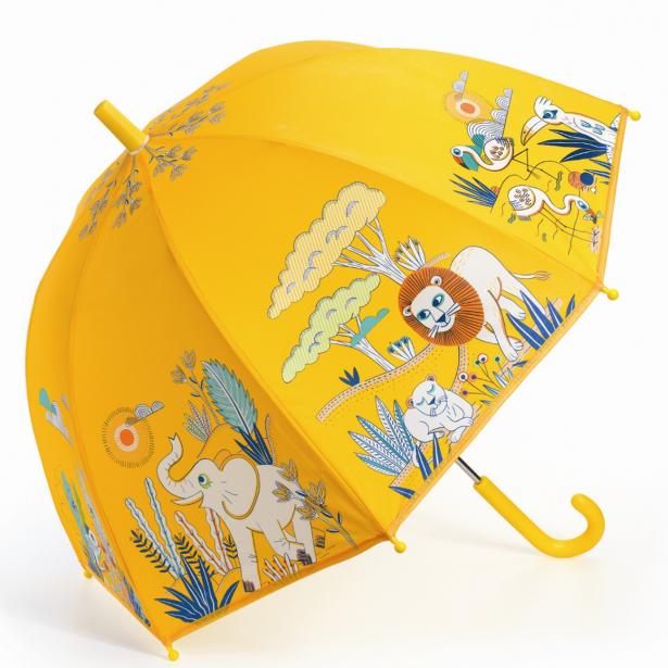 Umbrelă colorată Djeco Savana