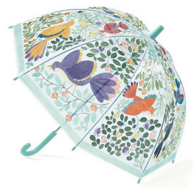 Umbrela Djeco - flori si pasari