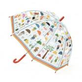 Umbrela Djeco - in ploaie