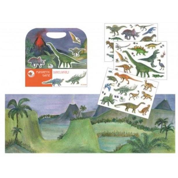 Dinozauri - set magnetic Egmont