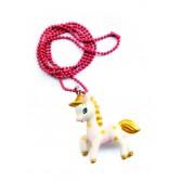 Lantisor cu pandantiv Djeco - unicorn