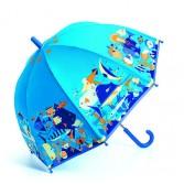 Umbrela colorata Djeco - Ocean