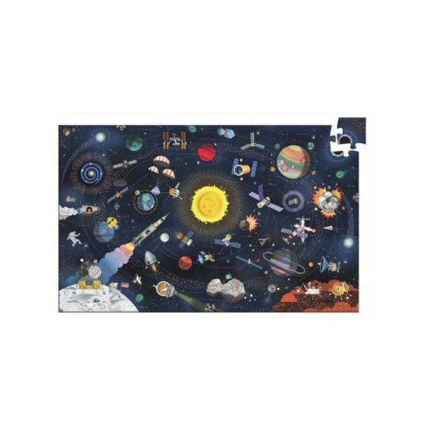 Puzzle observatie Djeco Cosmos