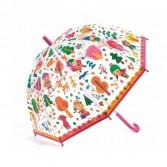 Umbrela colorata Djeco - Excursie