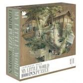 Puzzle Londji - Gradina japoneza