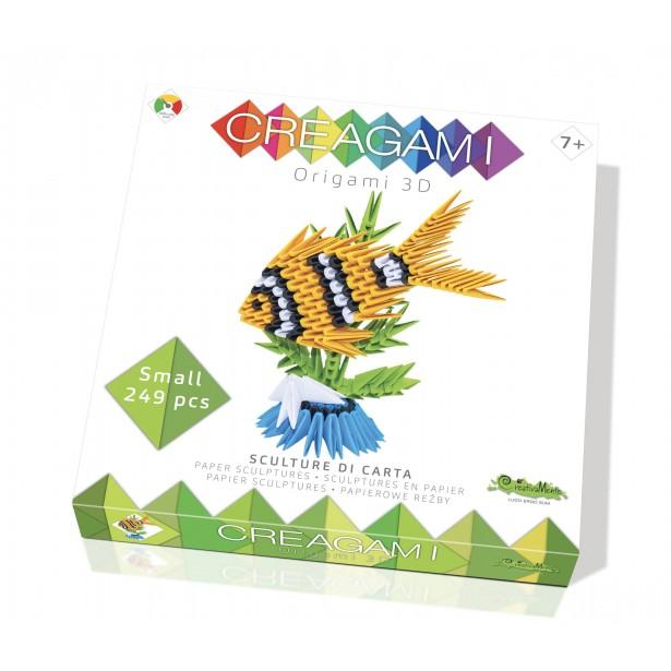 Origami 3d - Creagami peste, CreativaMente