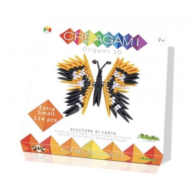 Origami 3d - Creagami fluture, CreativaMente