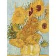 Puzzle Londji - Floarea soarelui - Van Gogh