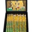 Creion Fridolin, Klimt- Sarutul
