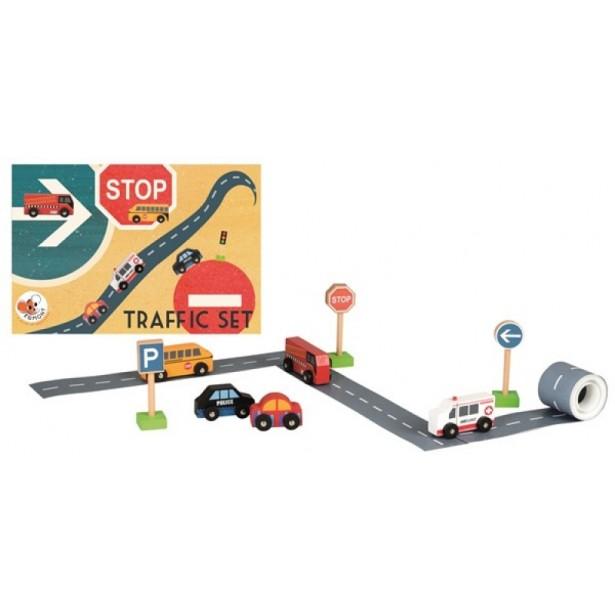 Dirijeaza traficul cu Egmont toys