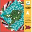 Hartie origami 100 coli Djeco