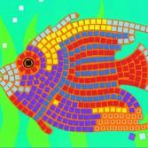 Mozaic Djeco - Pesti