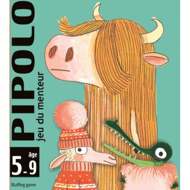 Joc de carti Djeco - Pipolo