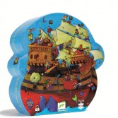 Puzzle Djeco - Corabia Barbarossa