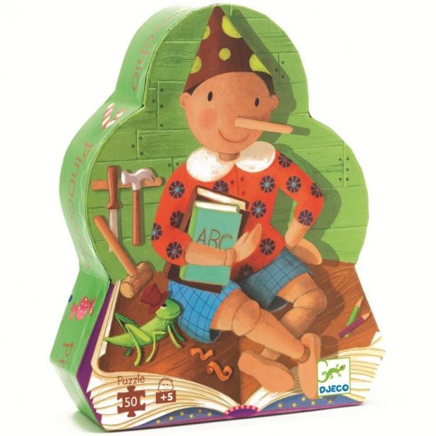 Puzzle Djeco - Pinocchio