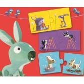 Puzzle duo Djeco - Antonime