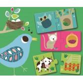 Puzzle duo Djeco - Habitat