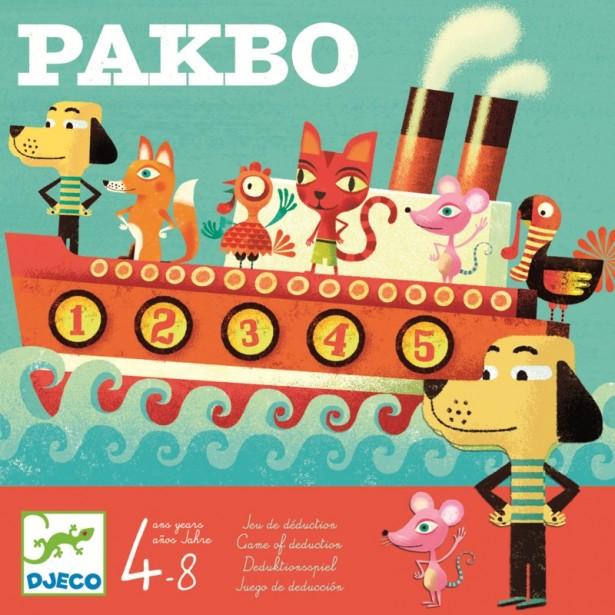 Joc de strategie Djeco - Pakbo