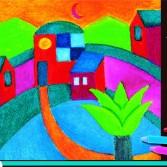 Atelier de arta Djeco - Stilul abstract