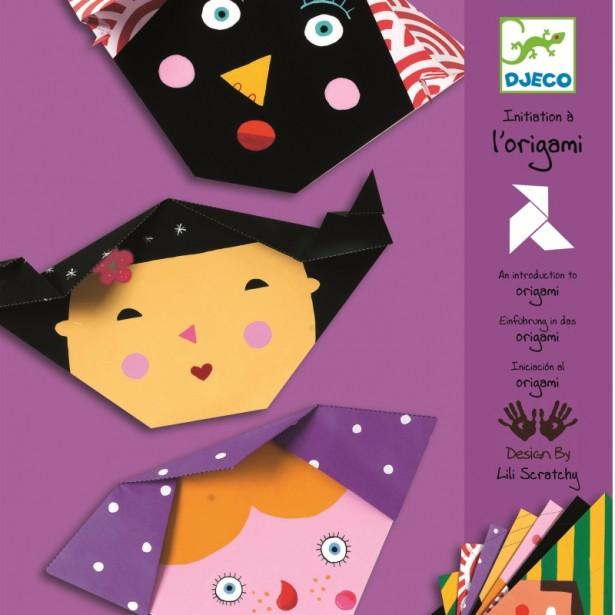 Origami personaje Djeco
