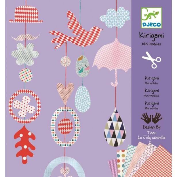 Decoratie mobila Djeco - Kirigami