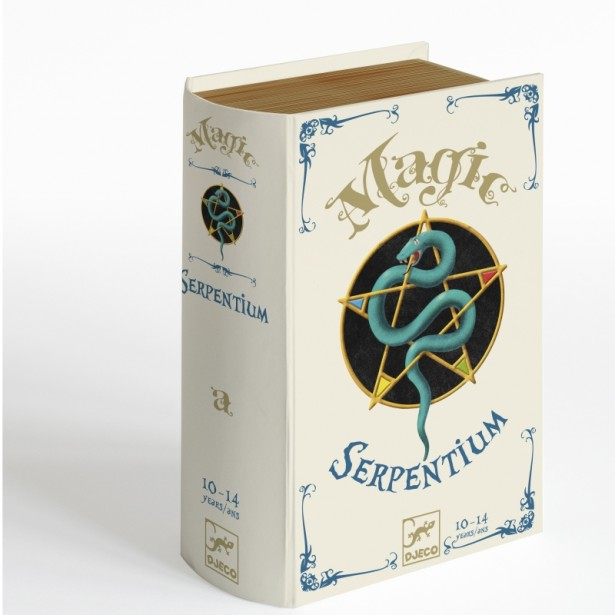 Joc de magie Djeco - Serpentium