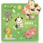Puzzle Djeco - Chacha
